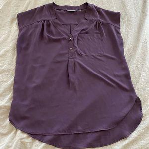 NY&Co flowy pocket blouse